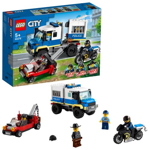 LEGO 60276 CITY - Polizei Gefangenentransporter