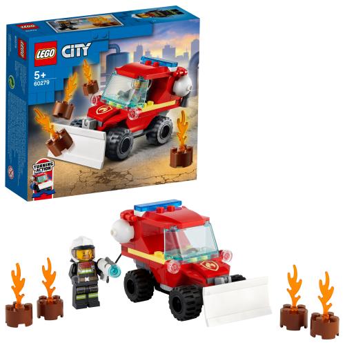 LEGO 60279 CITY - Mini-Löschfahrzeug