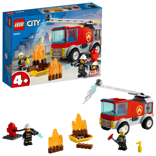 LEGO 60280 CITY - Feuerwehrauto