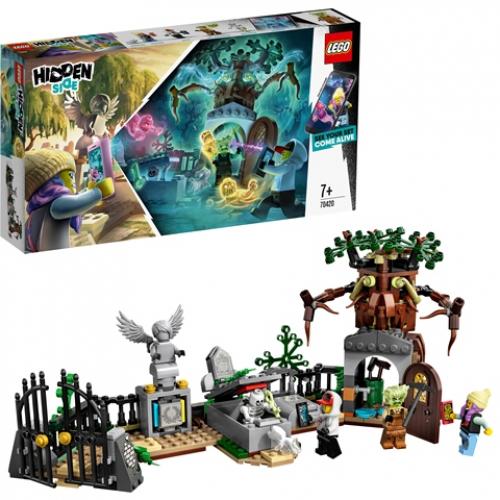 LEGO 70420 Hidden Side -  Geheimnisvoller Friedhof