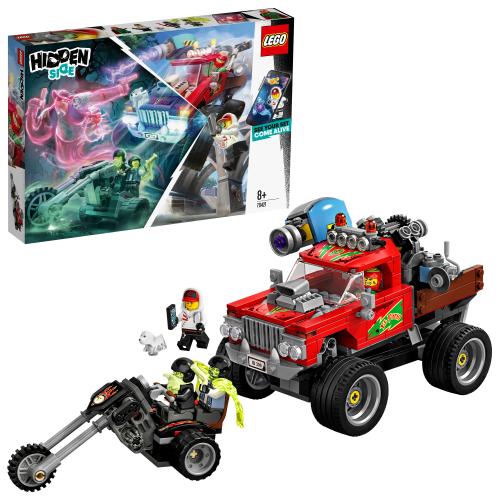 LEGO 70421 Hidden Side - El Fuegos Stunt-Truck