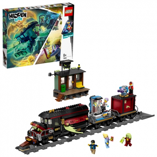 LEGO 70424 Hidden Side -  Geister-Expresszug
