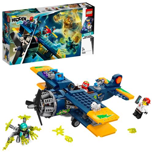 LEGO 70429 NINJAGO - El Fuegos Stunt-Flugzeug