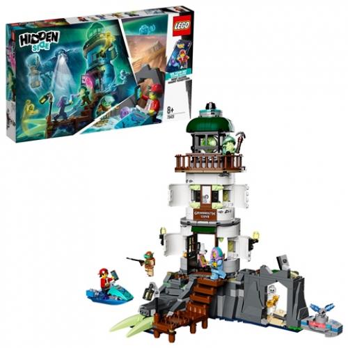 LEGO 70431 Hidden Side -  Der Leuchtturm der Dunkelheit