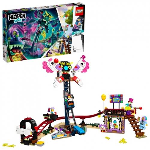 LEGO 70432 Hidden Side - Geister-Jahrmarkt