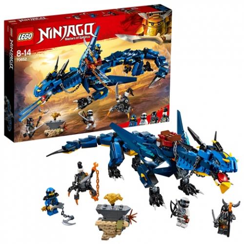 LEGO 70652 Ninjago -  Blitzdrache