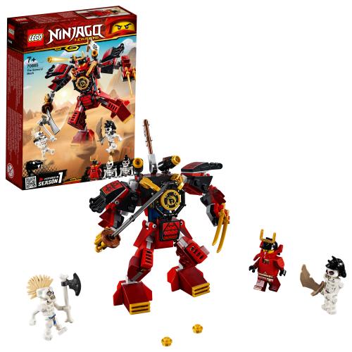 LEGO 70665 NINJAGO - Samurai-Roboter