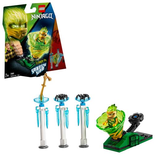 LEGO 70681 NINJAGO - Spinjitzu Slam – Lloyd