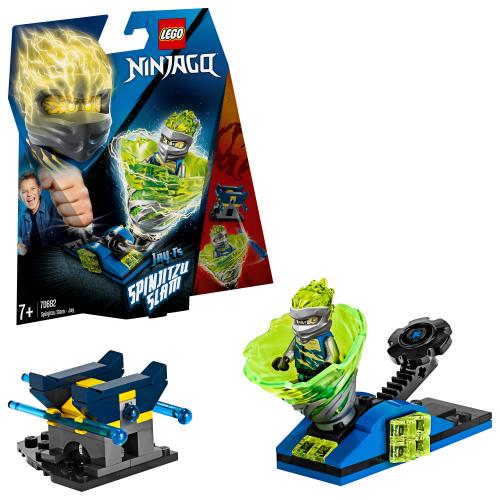 LEGO 70682 NINJAGO - Spinjitzu Slam – Jay