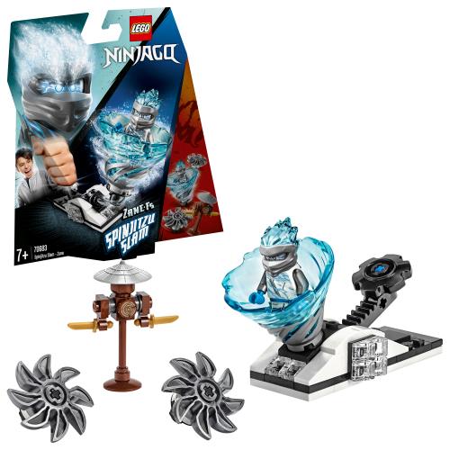 LEGO 70683 NINJAGO - Spinjitzu Slam – Zane