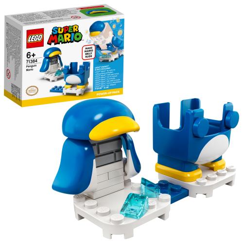 LEGO 71384 SUPER MARIO - Pinguin-Mario Anzug