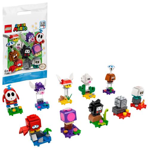 LEGO 71386 SUPER MARIO - Mario-Charaktere-Serie 2