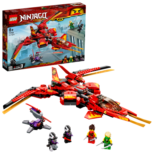 LEGO 71704 NINJAGO -  Kais Super-Jet