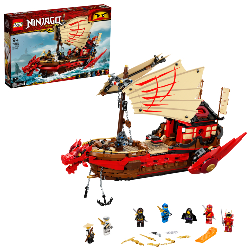 LEGO 71705 Ninjago - Ninja-Flugsegler