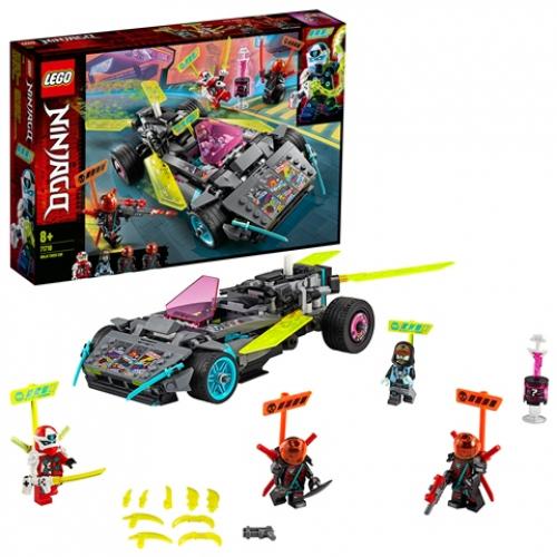 LEGO 71710 Ninjago - Ninja-Tuning-Fahrzeug
