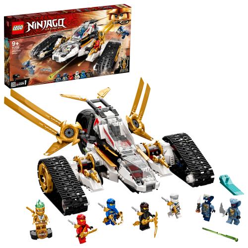 LEGO 71739 NINJAGO -  Ultraschall-Raider