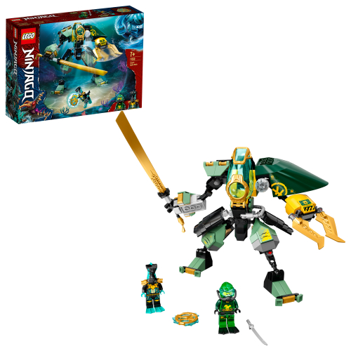 LEGO 71750 NINJAGO - Lloyds Hydro-Mech