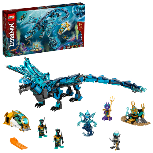 LEGO 71754 NINJAGO -  Wasserdrache