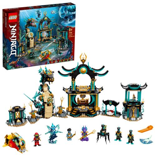 LEGO 71755 NINJAGO - Tempel des unendlichen Ozeans