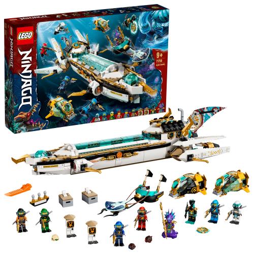 LEGO 71756 NINJAGO - Wassersegler
