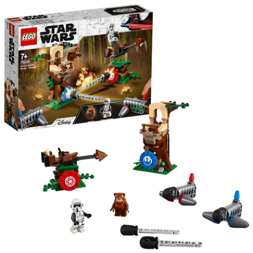 LEGO 75238 Star Wars - Action Battle Endor™ Attacke