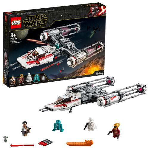 LEGO 75249 STAR WARS - Widerstands Y-Wing Starfighter™