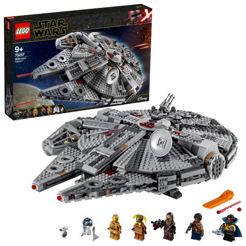 LEGO 75257 STAR WARS - Millennium Falcon™