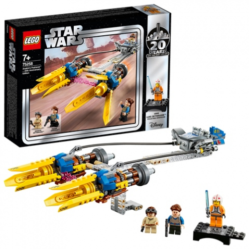 LEGO 75258 Star Wars -  Anakin's Podracer™