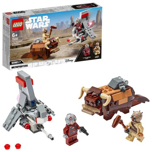 LEGO 75265 Star Wars - T-16 Skyhopper™ vs Bantha™ Microfighters
