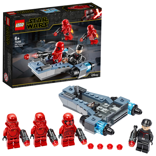 LEGO  75266 STAR WARS - Sith Troopers™ Battle Pack