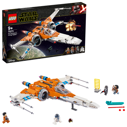 LEGO 75273 STAR WARS - Poe Damerons X-Wing Starfighter™