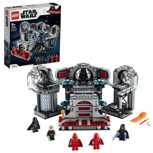 LEGO 75291 STAR WARS - Todesstern™ – Letztes Duell