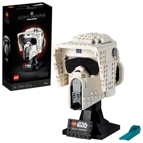 LEGO 75305 STAR WARS - Scout Trooper™ Helm