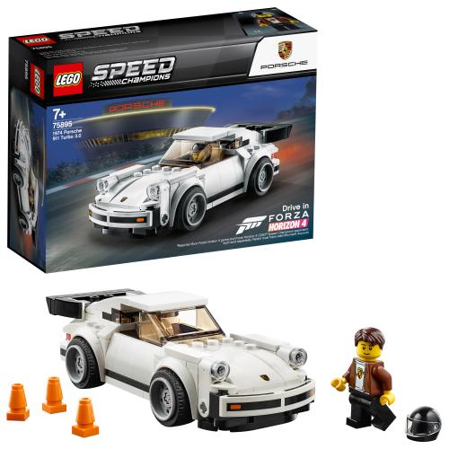 LEGO 75895 SPEED CHAMPIONS - 1974 Porsche 911 Turbo 3.0