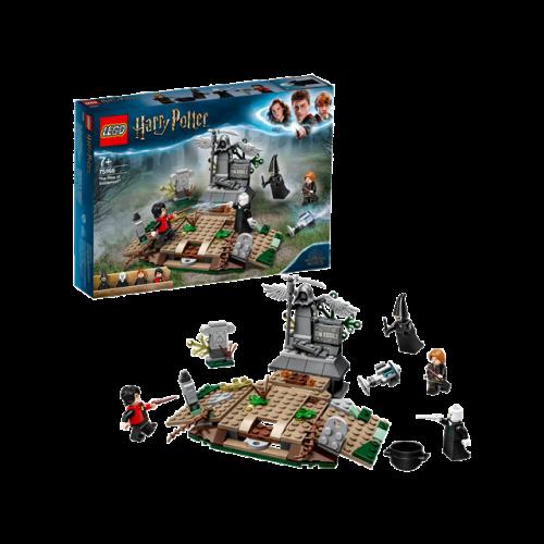LEGO 75965 Harry Potter - Der Aufstieg von Voldemort™