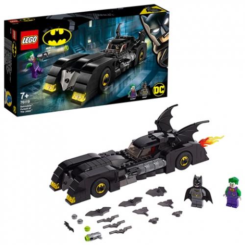 LEGO 76119  Batmobile™: Verfolgungsjagd mit dem Joker™