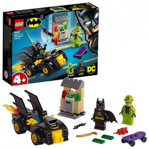 LEGO 76137 - Batman™ vs. der Raub des Riddler™
