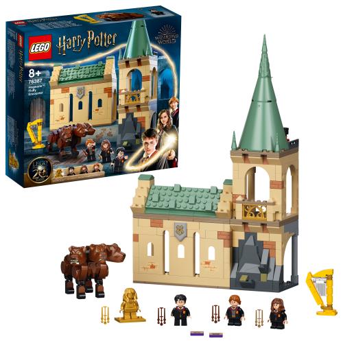 LEGO 76387 HARRY POTTER - Hogwarts™: Begegnung mit Fluffy