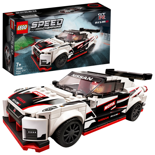 LEGO 76896 SPEED CHAMPIONS -  Nissan GT-R NISMO