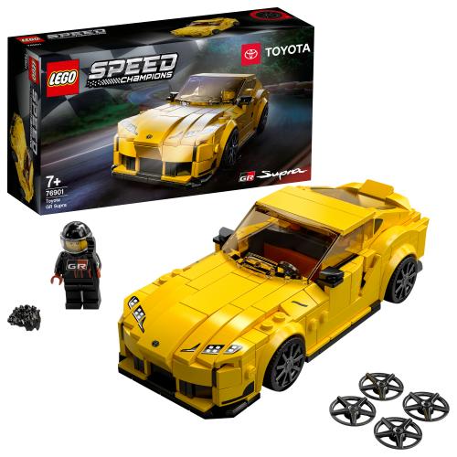 LEGO 76901 SPEED CHAMPIONS - Toyota GR Supra