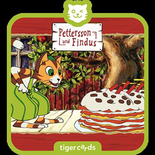 TIGERMEDIA tigercard: Pettersson und Findus - Eine Geburtstagstorte für die Katze