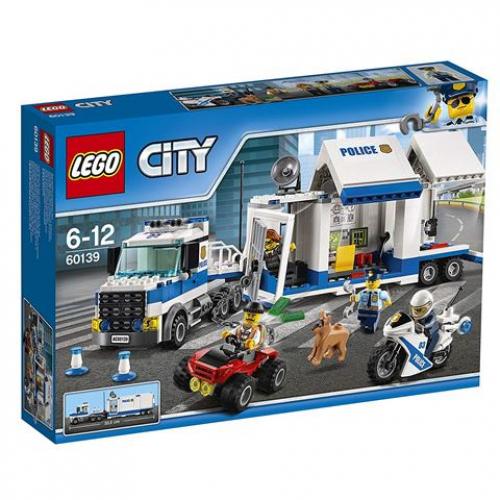 LEGO 60139 CITY - Mobile Einsatzzentrale
