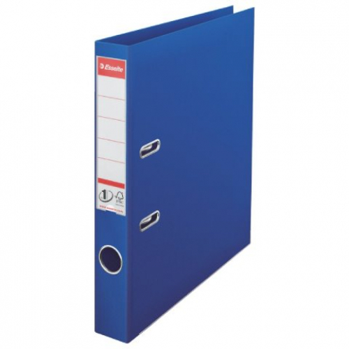 ESSELTE Ordner A4 5 cm blau