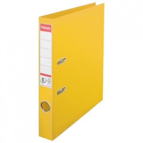 ESSELTE Ordner A4 5 cm gelb