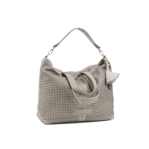 "Fritzi aus Preußen Shopper ""Jamestown"" Light Ash perforated"