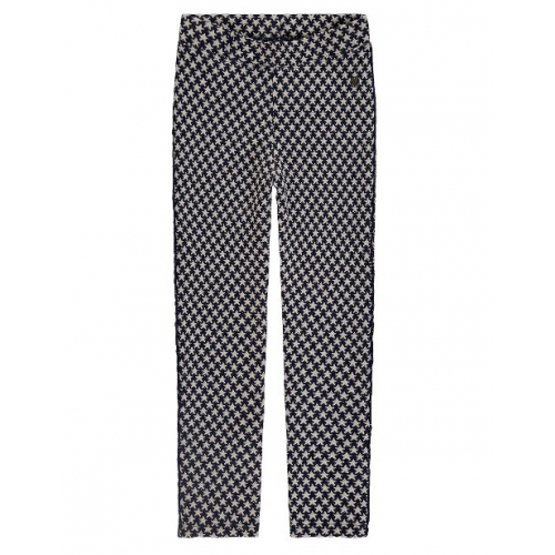 TOM TAILOR Mädchen jaquard star leggings