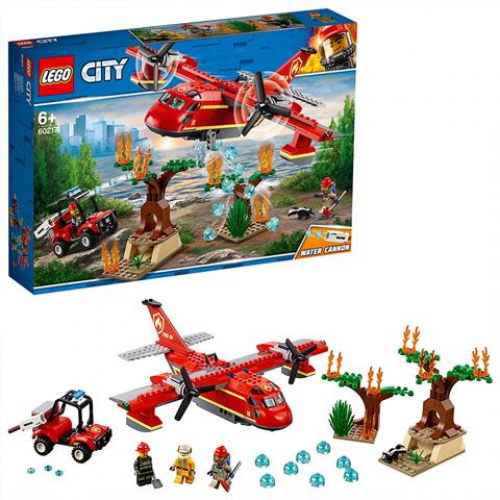 LEGO  60217 CITY - Löschflugzeug