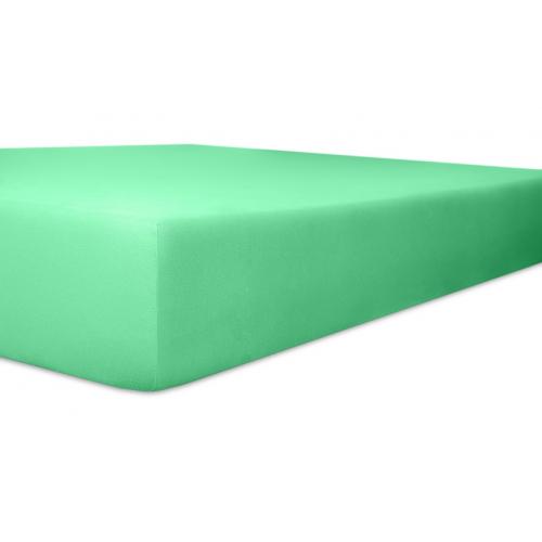 Kneer 22 Vario-Stretch Spannbetttuch 180x220cm lagon