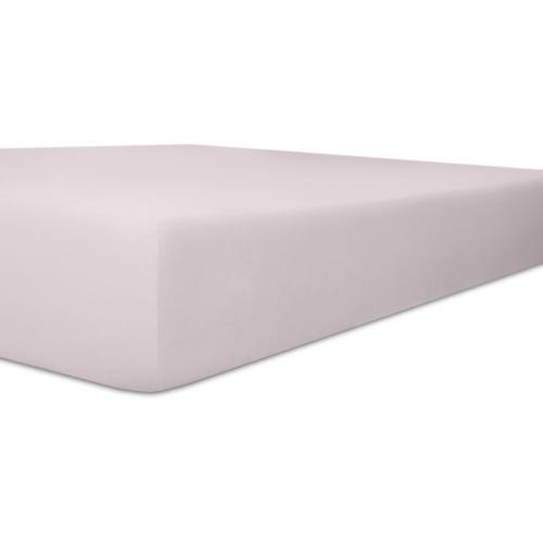 KNEER 50 FEIN-JERSEY STRETCH-BETTTUCH  180x200cm lavendel