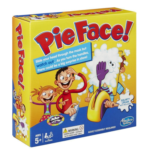 Hasbro Pie-Face!